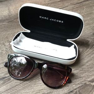 Never worn Marc Jacobs sunglasses
